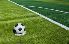Free Soccer Ball Stock Images - 20542704