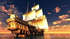 Free Sailing Boat Stock Photos - 20542723