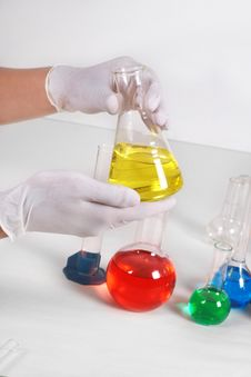 Free Chemistry Stock Image - 20543611