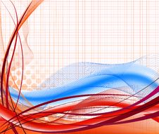 Free Abstract Background Vector Design Royalty Free Stock Photography - 20544267
