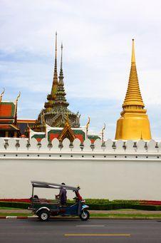 Free Wat Phra Kaeo Grand Palace Royalty Free Stock Photography - 20545637