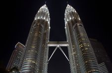 Free Petronas Towers Stock Photography - 20546832