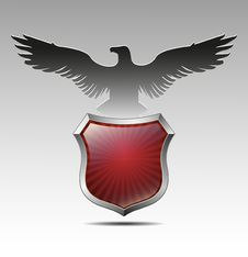 Free Arms In An Eagle Royalty Free Stock Photos - 20547238