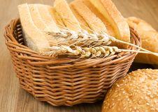 Free Bread Royalty Free Stock Photos - 20549958