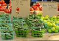 Free Farmer S Market Royalty Free Stock Photography - 20554737