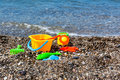 Free Toys On The Beach Stock Images - 20554824