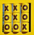 Free Tic Tac Toe Game Royalty Free Stock Images - 20557289