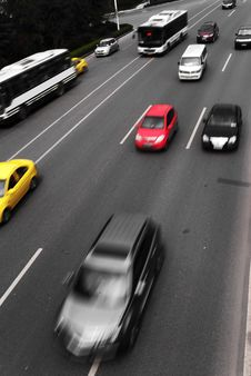 Free Traffic Jam Stock Image - 20550071