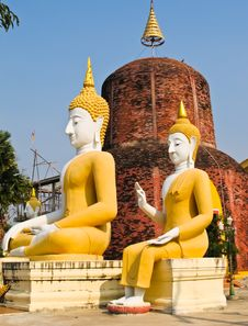 Free Thailand Temple Royalty Free Stock Photo - 20550935