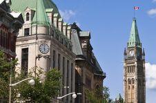 City Parliament Stock Images