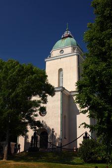 Free Church In Suomenlinna Stock Photo - 20551230
