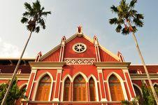 Free Thai Classic Building Stock Image - 20551661