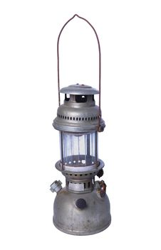Free Old Lantern Isolated Royalty Free Stock Photos - 20551868