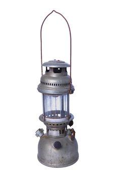 Free Old Lantern Isolated Royalty Free Stock Photos - 20551868