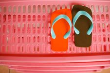 Free A Pair Of Sandals Stock Images - 20551974