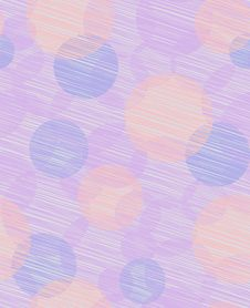 Vector Circles Seamless Pattern Stock Photos