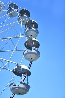Free Big Ferris Wheel Stock Photography - 20552332