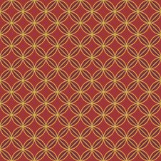 Vector Abstract Seamless Pattern Royalty Free Stock Image