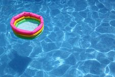 Free Rubber Swimming Pool Royalty Free Stock Photos - 20553048