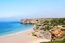 Free Beautiful Landscape Near San Vicente, Portugal Royalty Free Stock Photo - 20553655