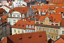 Free The Houses Of Prague Royalty Free Stock Images - 20553699