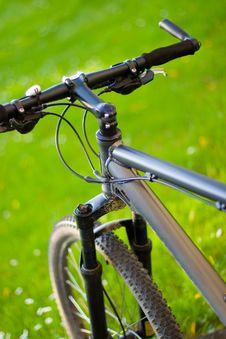 Free Mountain Bicycle Stock Photo - 20553730