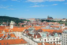 Free Prague Town Stock Image - 20553791