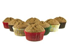 Free Tasty Muffins Royalty Free Stock Photos - 20554818