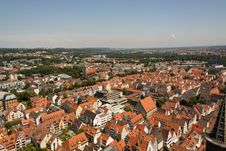Free Medieval Ulm Royalty Free Stock Images - 20554849