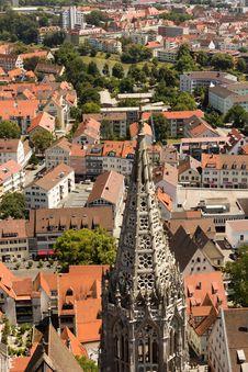 Free Medieval Ulm Royalty Free Stock Photo - 20554875