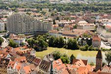 Free Medieval Ulm Stock Image - 20554881