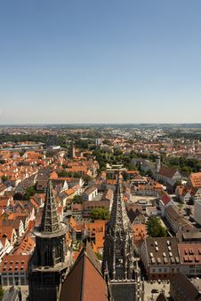 Free Medieval Ulm Royalty Free Stock Photography - 20554887
