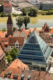 Free Medieval Ulm Stock Photo - 20554900