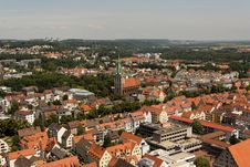 Free Medieval Ulm Royalty Free Stock Photos - 20554908