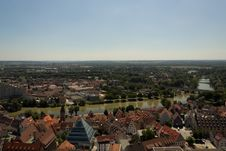 Free Medieval Ulm Royalty Free Stock Photography - 20554917