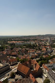 Free Medieval Ulm Stock Image - 20554921