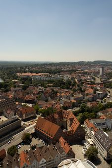 Free Medieval Ulm Stock Photography - 20554922