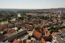 Free Medieval Ulm Royalty Free Stock Image - 20554926