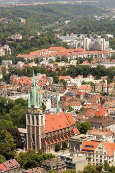 Free Medieval Ulm Royalty Free Stock Photo - 20554965