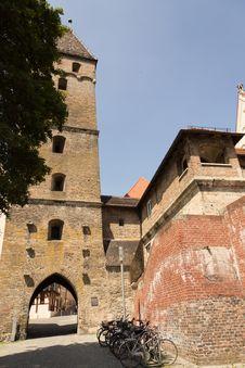 Free Medieval Ulm Stock Images - 20555104