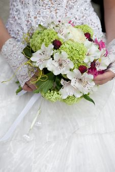 Free Wedding Bouquet Royalty Free Stock Image - 20555106