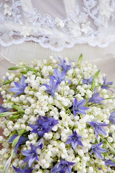 Free Wedding Bouquet Stock Images - 20555164
