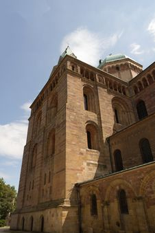 Free Speyer Cathedral Stock Photography - 20555322