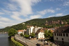 Free Heidelberg, Southern Germany Stock Photography - 20555372