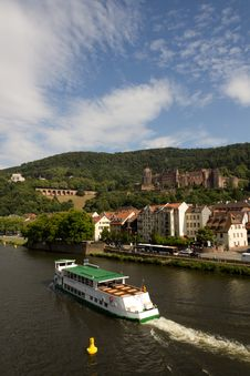Free Heidelberg, Southern Germany Royalty Free Stock Photo - 20555395