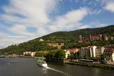 Free Heidelberg, Southern Germany Stock Image - 20555401