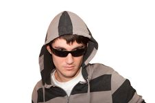Free Young Man With Sunglasses Stock Photos - 20556923