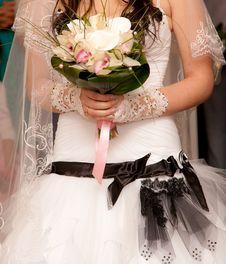 Free Wedding Bouquet Stock Photo - 20557420