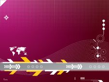 Free Technology Background Vector Stock Images - 20557514