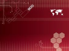Free Technology Background Vector Stock Photos - 20557593